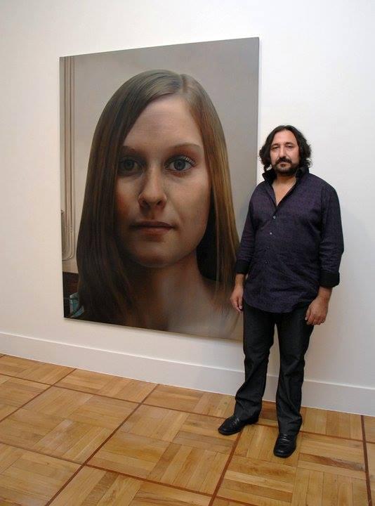 Enrique Collar el pintor paraguayo más cotizado en el mercado internacional