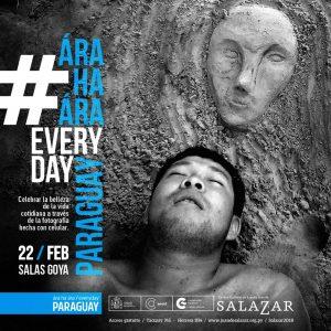 #everydayParaguay el impacto de las nuevas tecnologías en el mundo del arte