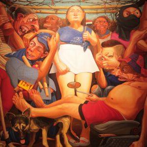 Fidel Fernández, la casualidad quiso que fuera artista