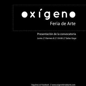 Lanzamiento de la Convocatoria para los artistas que deseen participar de la primera edición